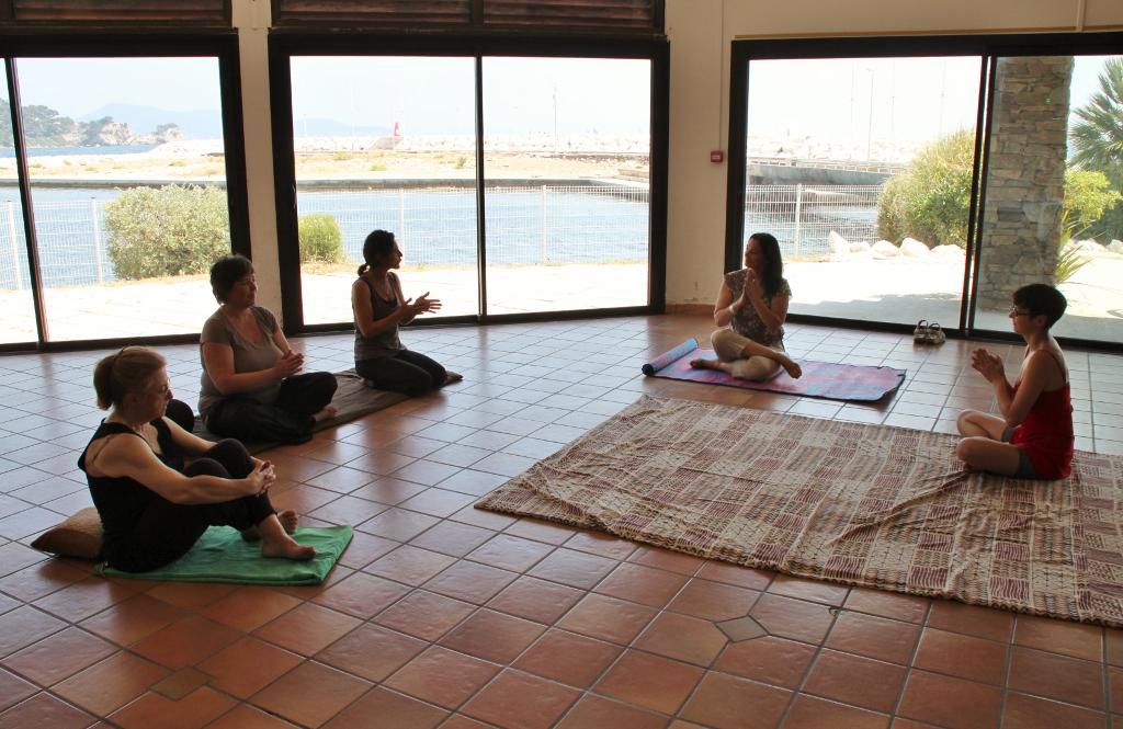 Seance de massage japonais - 1 part 3